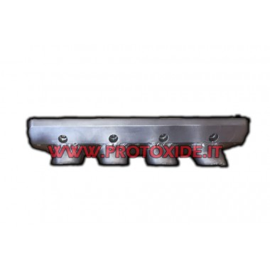 Flangia collettore aspirazione Fiat 1.4 16v alluminio Přírubové sací potrubí