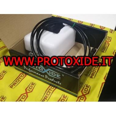 Kit de pulverizador de agua para intercooler de pulverizador frontal Radiadores de agua e aceite, medios de comunicación, afi...