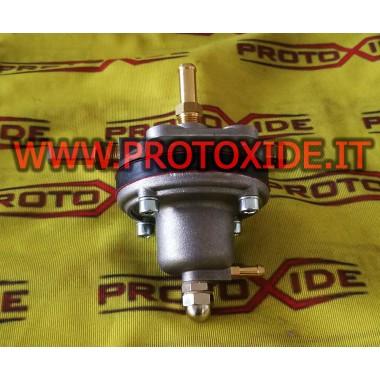 Benzinedrukregelaar met dubbel membraan voor turbomotoren en motoren met natuurlijke aanzuiging Fuel Pressure Regulator