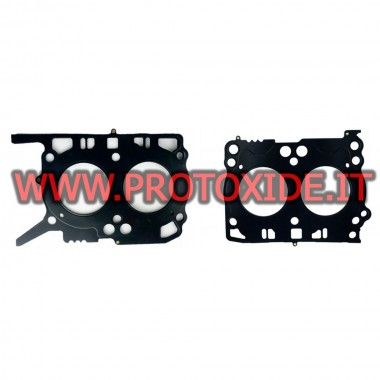 Garnitura cu cap consolidat TRIMETALLIC pentru Subaru BRZ Toyota GT86 2000 Garnituri de garnituri din metal stratificate mult...