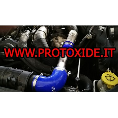 copy of Reinforced silicon hoses blacks Renault 5 GT Turbo