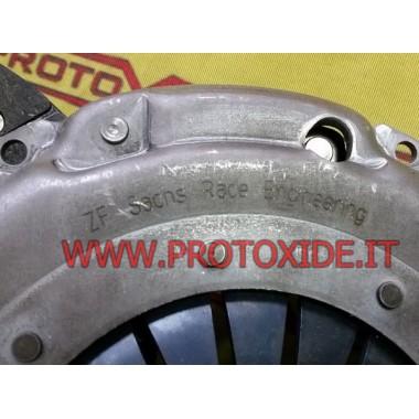 طقم دولاب الموازنة الشامل المفرد VW PASSAT 1800 20v Turbo 150hp مجموعة دولاب الموازنة الفولاذية كاملة مع قابض مقوى