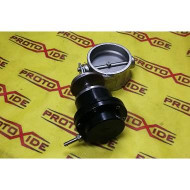 Válvula de derivación para gestionar la gestión del volumen o la presión del turbo. Válvulas Pop Off