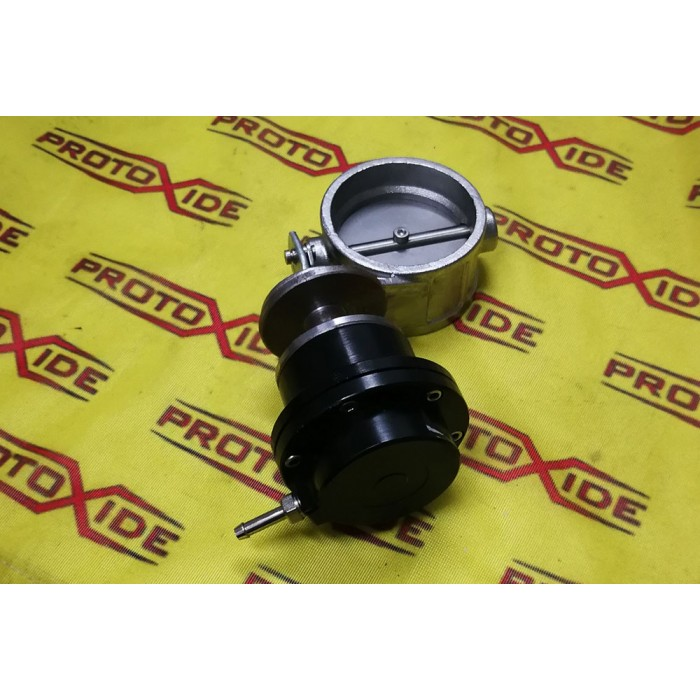 by-pass valve to handle turbo volumetric or management turbo pressure Blow Off valves