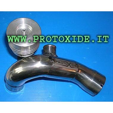 Pop off s inteligentnou rukáv venovanej nerezovej ocele Pop Off ventil