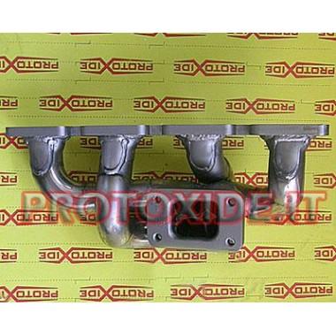 Colector de escape Ford Escort - Sierra CSW T3 Colectores de acero para motores Turbo Gasoline