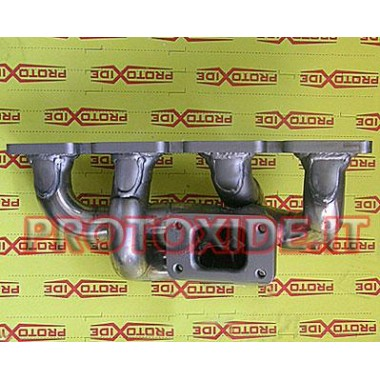 Ford Escort Uitlaatspruitstuk - Sierra CSW T3 Stalen manifolds voor Turbo benzinemotoren