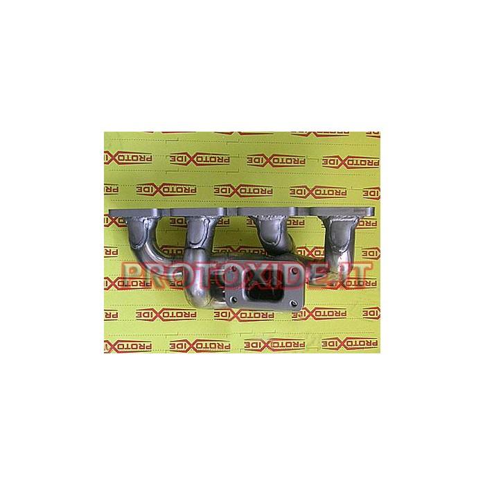 Collettore scarico Ford Escort - Sierra CSW T3 Col·lectors d'acer per a motors Turbo Gasolina