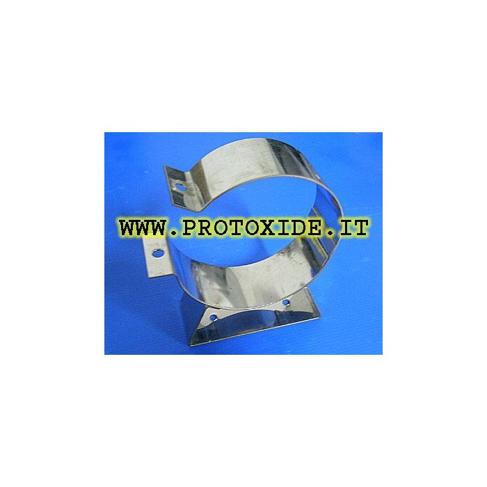 Bracket for 1 kg bottle Italian approved for MOTO Products categories