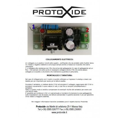 Bir ProtoXide ürününün talimatlarını kopyalayın Hizmetlerimiz