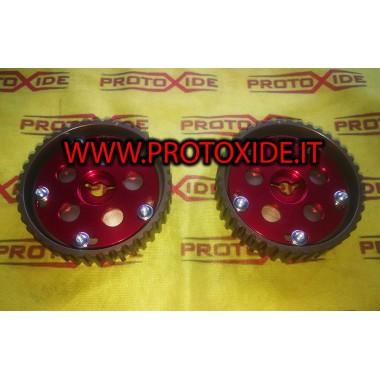 regulējami pulleys priekš Suzuki Swift 1.3 16v Regulējami motora skriemeļi un kompresora skriemeļi