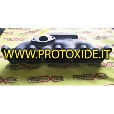 アウディS3 215-225hp 20v att.T28および4x4外部ウェイストゲート用の鋳鉄製エキゾーストマニホールド 鋳鉄または鋳物のコレクター