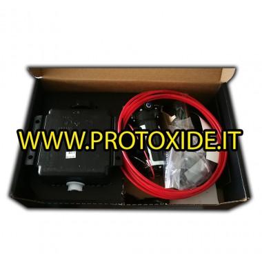 Kit d'enfocament d'aigua d'injecció i metanol Kit de refrigeració d'injecció aigua-metanol
