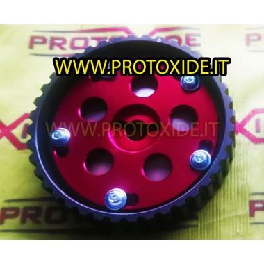 Säädettävä nokka-akselin hihnapyörä Suzuki Vitara 1600 16V: lle Säädettävät hihnapyörät ja kompressorivyörät