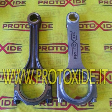 Steel connecting rods VOLKSWAGEN GOLF POLO 1.600 8 - 16v with inverted H Connecting Rods