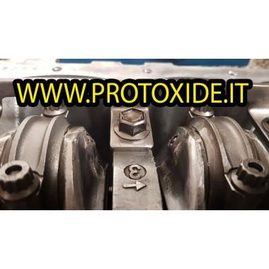 Stålforbindelsesstænger Suzuki Samurai Swift GTi 1300 16v Turbo med inverteret H Plejlstænger