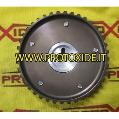 גלגלת גל זיזים מתכווננת לסוזוקי ויטארה 1600 8V גלגלי מנוע מתכווננים וגלגלי מדחס