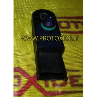 Senzor diferenciálu protitlaku turbo tlakové senzory