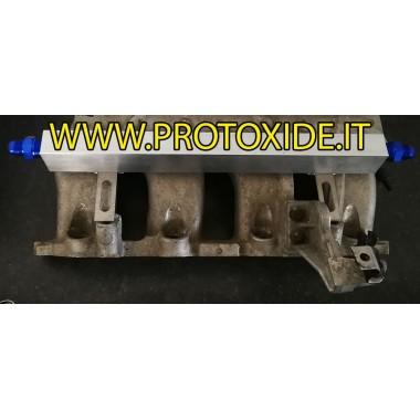 Ergal increased injector flute Minicooper R53 Billet fuel rails