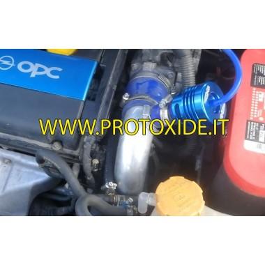 Válvula de escape Opel Corsa OPC 1600 ventilación externa Válvulas Pop Off