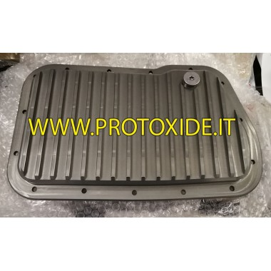 CNC oil pan for Lancia Delta Coupe 2000 8-16v Q4 Water and oil radiators, oil support, fans and pans