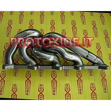 Egzoz manifoldu Alfa, Lancia, Fiat 2.4 JTD Turbodiesel motorlar için çelik manifoldlar