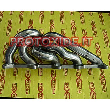 Exhaust manifold Alfa, Lancia, Fiat 2.4 JTD Steel manifolds for Turbodiesel engines