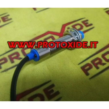 Sensor om de positie van de externe wastegate te meten Sensoren, thermokoppels, lambdasondes