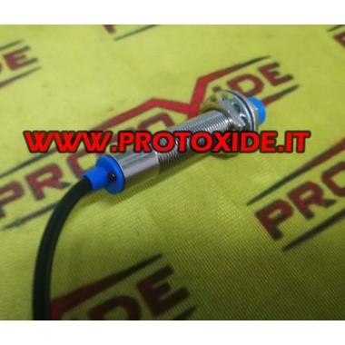 Sensor til måling af ekstern wastegate position Sensorer, termoelementer, Lambda Probes