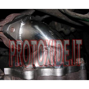 copy of Εξάτμιση downpipe για τη Renault 5 GT - T28 Downpipe for gasoline engine turbo