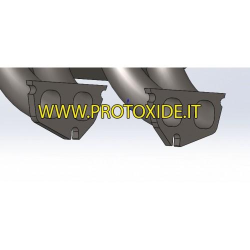 copy of Intake manifold flange Suzuki Swift 1300 16v Intake manifold flanges