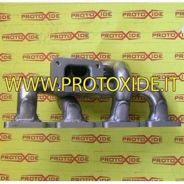 Collecteur d'échappement Ford Escort - Sierra Cosworth 2000 POSITION ORIGINALE Collecteurs en acier pour moteurs turbo essence