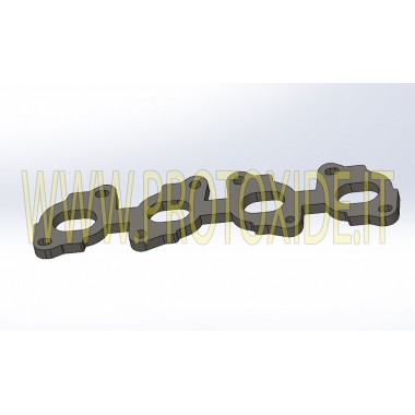 copy of Exhaust manifold flange Suzuki Swift 1.300 16v Flanges exhaust manifolds