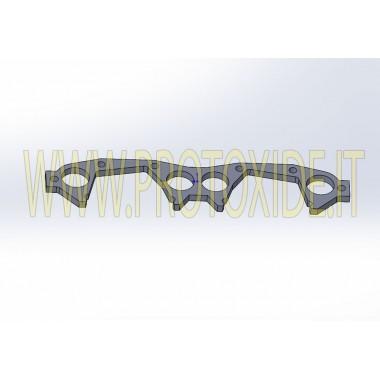 Flangia collettori scarico Renault 5 Gt Turbo 1400 Flange collettori di scarico