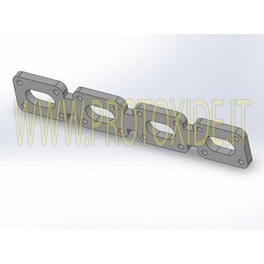 Auspuffkrümmerflansch Ford Escort Csw Sierra Cosworth 2.000 Flansche Abgaskrümmer