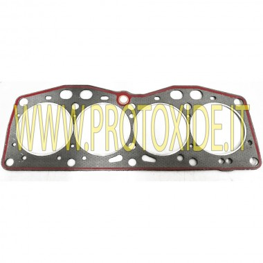 T2 gasket with round hole Reinforced lamellar KKK16 turbocharger Head gaskets with Support Ring