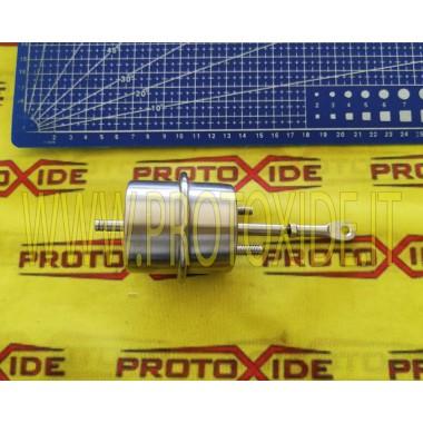 Задействайте само задвижващия механизъм за ауспуха на ауспуха EXHAUST Вентилите изпускат ауспуха