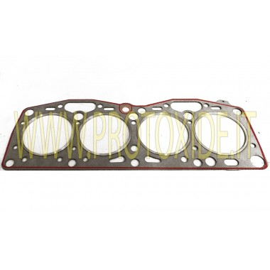 Head gasket reinforced with separate rings for Fiat Uno Turbo 1300 Head gaskets with Support Ring