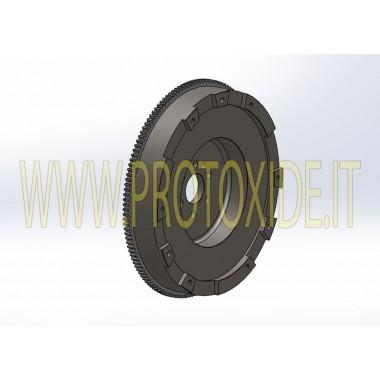 copy of קל משקל יחיד גלגל תנופה עבור פיאט Abarth 500 גרנדפוטו T-Jet פלדה גלגלי תנופה