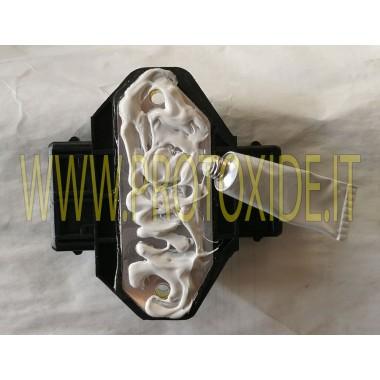 copy of Paste cu accesorii Teflon conice de protoxid de azot Componente electronice