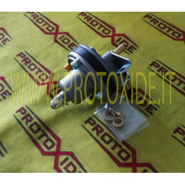 Regolatore pressione benzina specifico regolabile Fiat Uno Turbo 1.300 -1400 Regolatori Pressione Benzina
