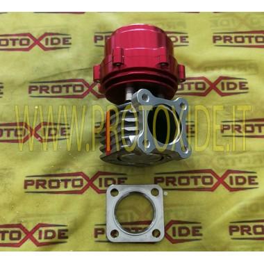 Compuerta de descarga externa para motores Porsche 2000-3000-3300cc Puerta de descarga externa