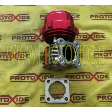 copy of Compuerta de descarga externa para motores Porsche 2000-3000-3300cc Puerta de descarga externa