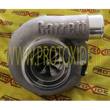 copy of RW GTX turbo lagers met spiraal RVS V-band Turbochargers op race lagers