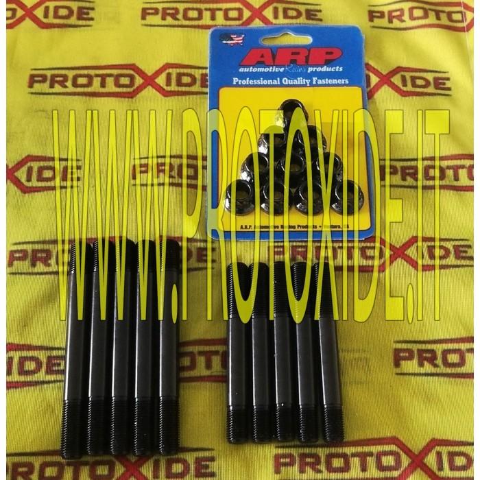 Șuruburi pentru cap consolidate și supradimensionate Fiat Uno Turbo Fiat Punto GT de 12 mm Deținuții testați