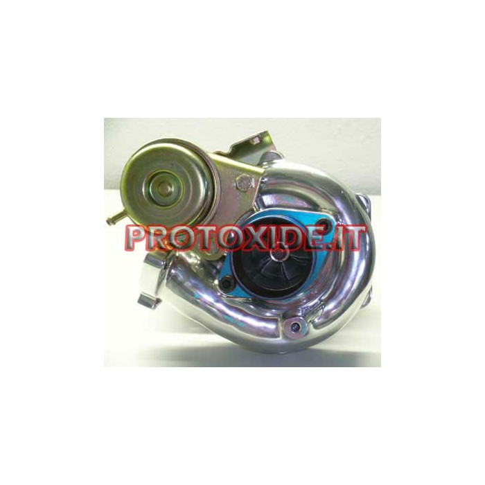 Turbocompressore 25-28 su CUSCINETTI specifica per motore  Turbocompressori su cuscinetti da competizione