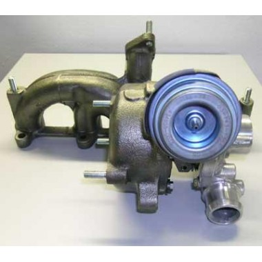 Fiat Doblo Turbocharger 100 hp Jtd