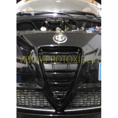 copy of Eļļas dzesētāja komplekts Fiat Grandepunto Abarth t-jet 1400 COMPLETE eļļas dzesētāji plus