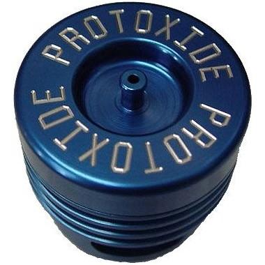 Valvola Pop Off Protoxide DOPPIO STADIO a sfiato esterno Valvole PopOff e adattatori