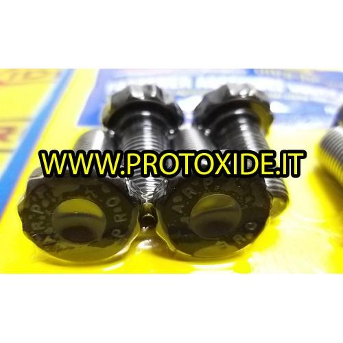 Bolts flywheel reinforced Fiat Punto GT-Fiat Uno Turbo and other Reinforced flywheel bolts